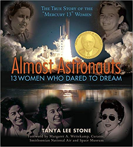 Almost Astronauts book cover