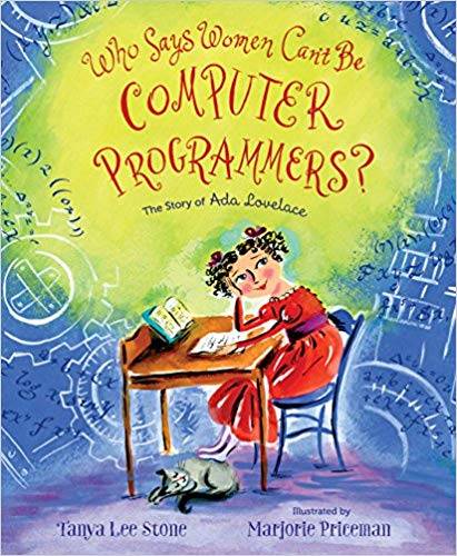 Who Says Women Can't Be Computer Programmers? book cover
